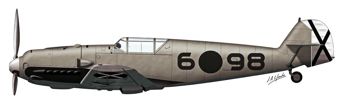 Bf-109-E1