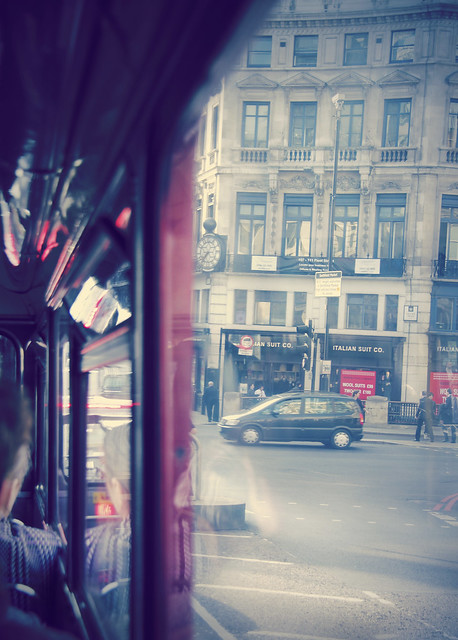On the Routemaster - Heritage route 15