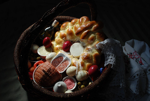 Blessings basket