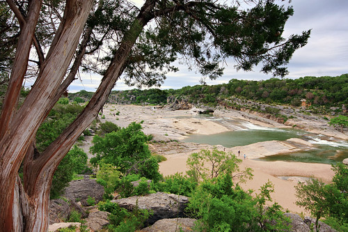 park trees nature water modern rural america swim river relax landscape outdoors countryside boat waterfall sand texas state pano country central johnson rocky scene panoramic falls riverbed serenity recreation flowing geology overlook pedernales pedernalesfallsstatepark