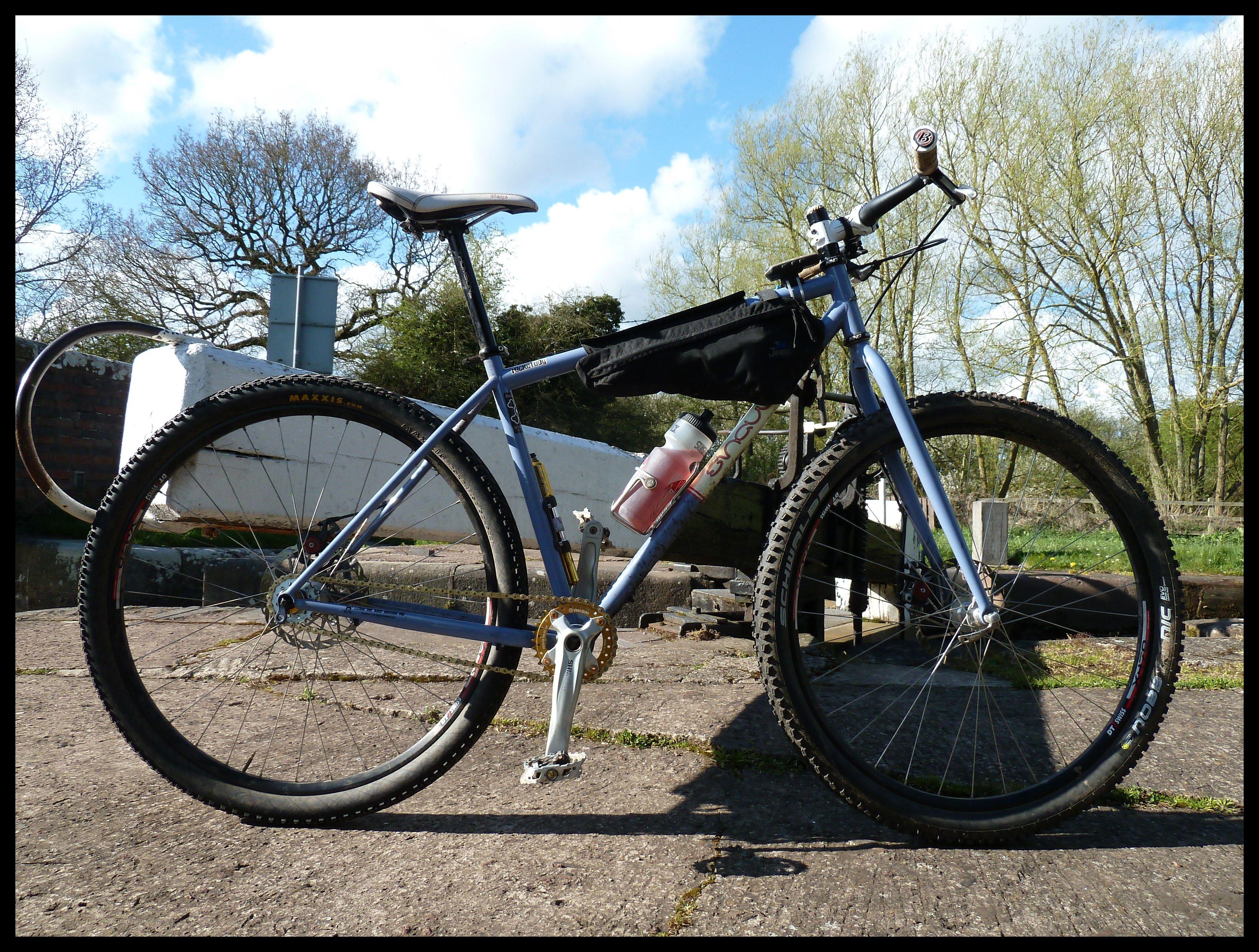 Bikepacking Frame Bags Amp Seat Bags 171 Singletrack Forum