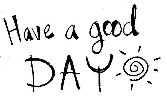good day 歌谱