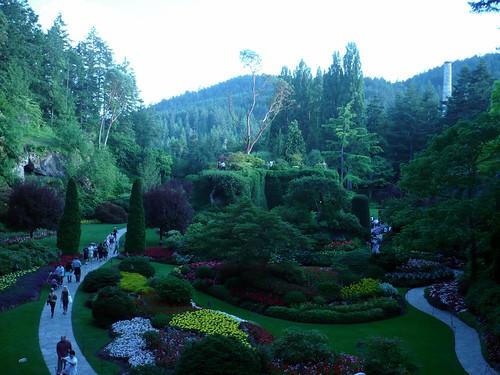Bouchart Gardens 2009