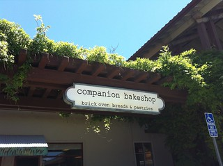 Companion Bakeshop at Santa Cruz