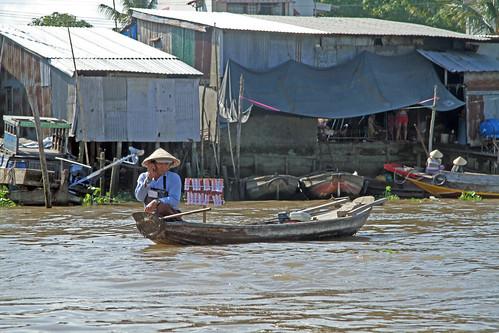 El estanco loteria del Mekong