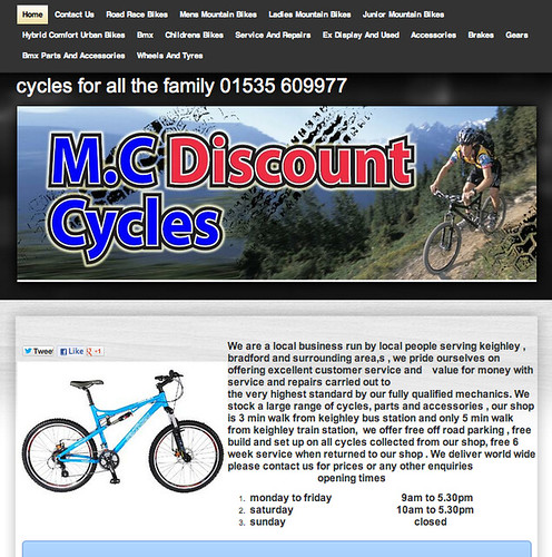 M.C Discount Cycles