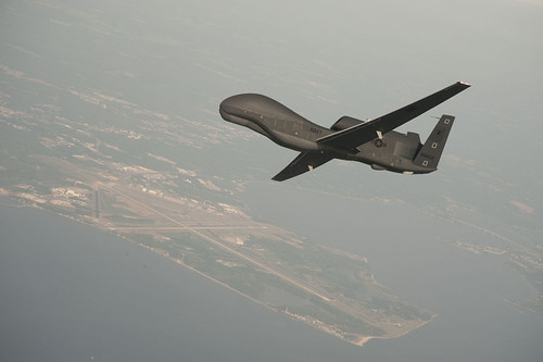 The RQ-4 Global Hawk