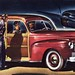 1942 Mercury Station Wagon by aldenjewell