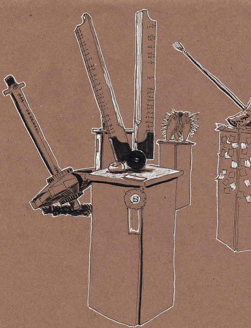Matt MacIntire artomatic sketchcrawl