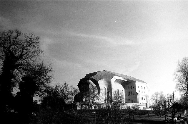 Dornach, Switzerland - Film: TMax100