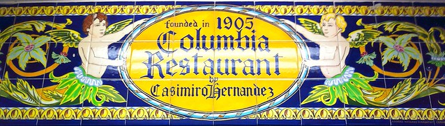 Columbia Restaurant Tampa June 2012 - 1