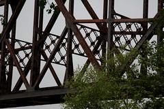 Railroad Bridge across the Ohio River at Portsmouth, Ohio