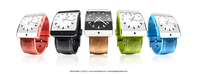 iWatch - the Apple way?