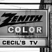 COLOR TV in Black and White by striatic