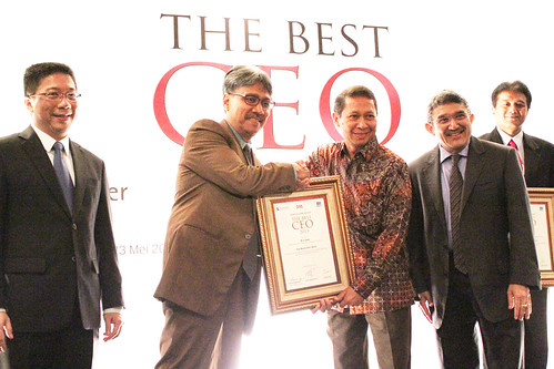 The Best CEO 2013: R.J. Lino.