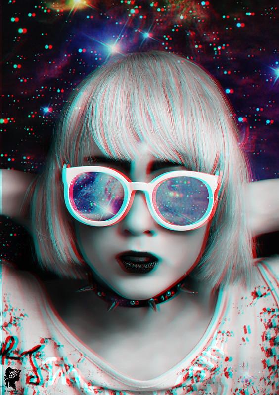 3D girl2