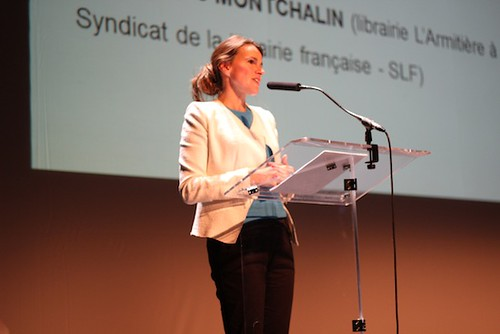 Aurélie Filippetti, Ministre de la Culture et de la Communication
