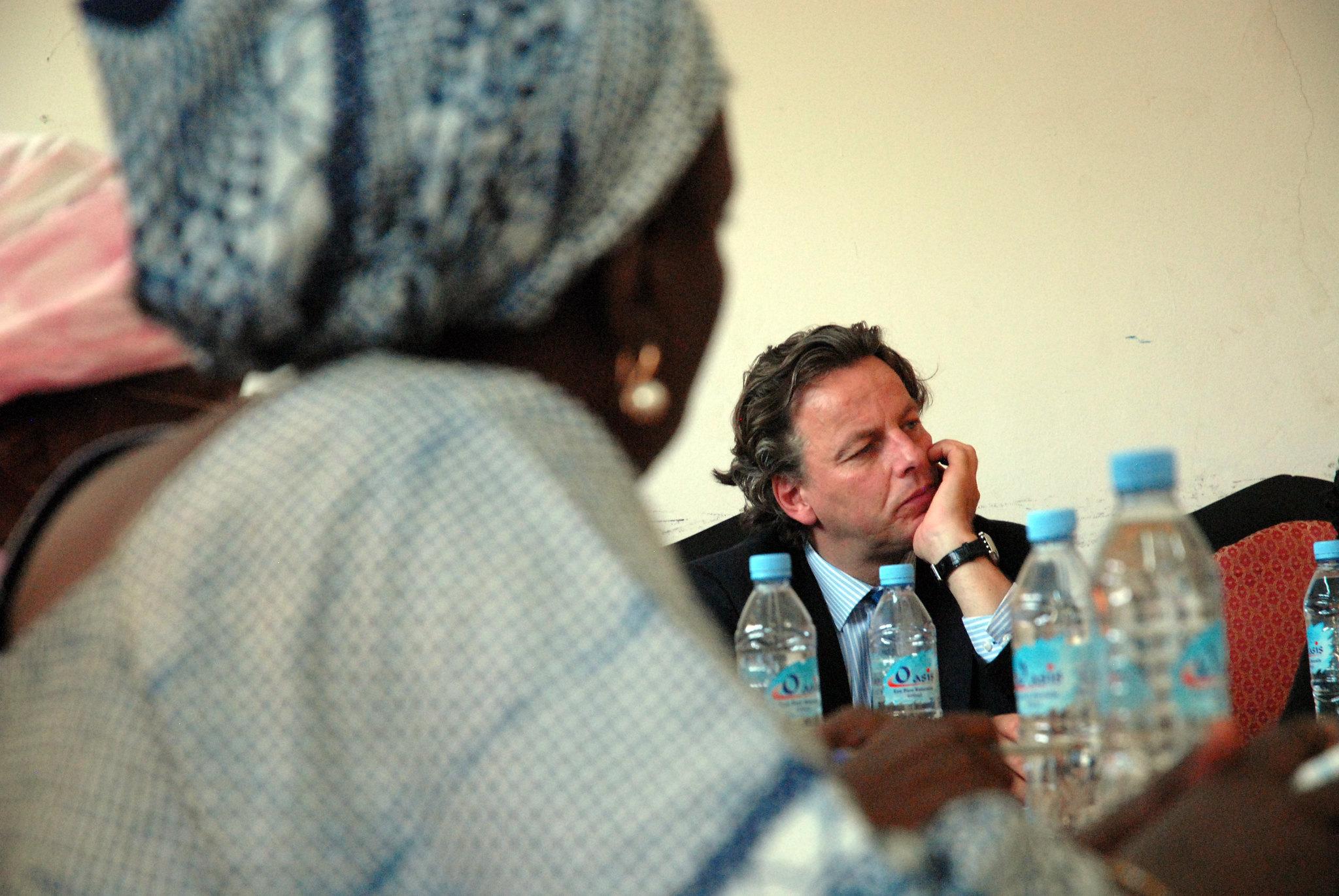 Rencontre avec des femmes tunisienne