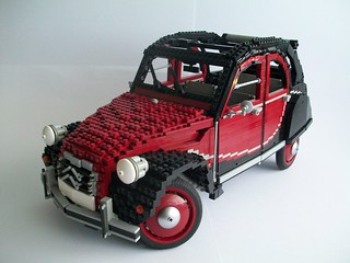 New Citroen 2CV Charleston