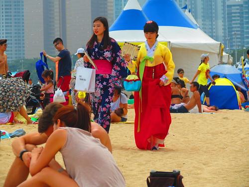 Good beach attire