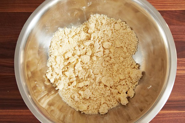 Crostata dough