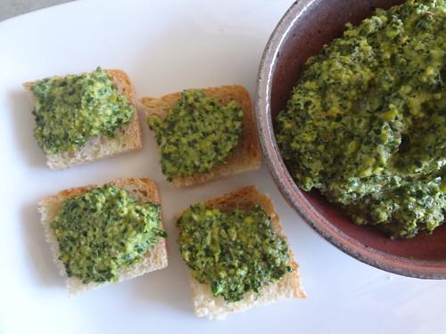 2013.06_pistachio kale pesto