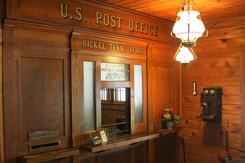 Dickel, TN Post Office