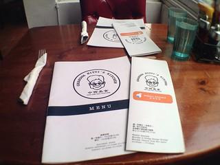 菜單@中西美食