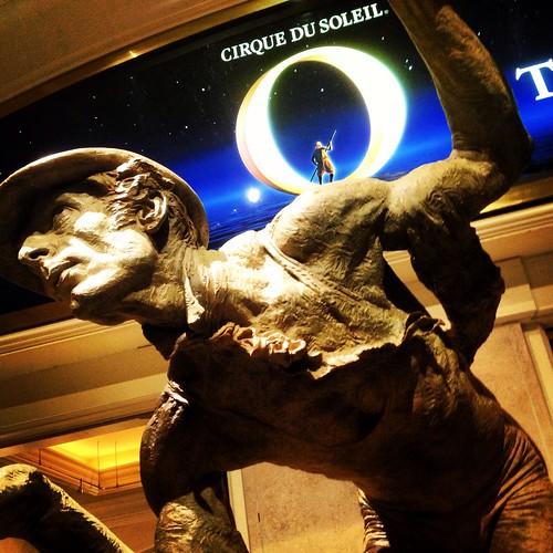 """Cirque du Soleil """"O"""" Theater"""