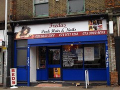 Picture of Fredas Posh Hair And Nails, 42 Station Road