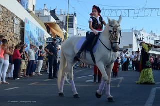 Parade of the Moors & Christians Festival/ Fête maures et chrétiens /Mojácar/ 2013