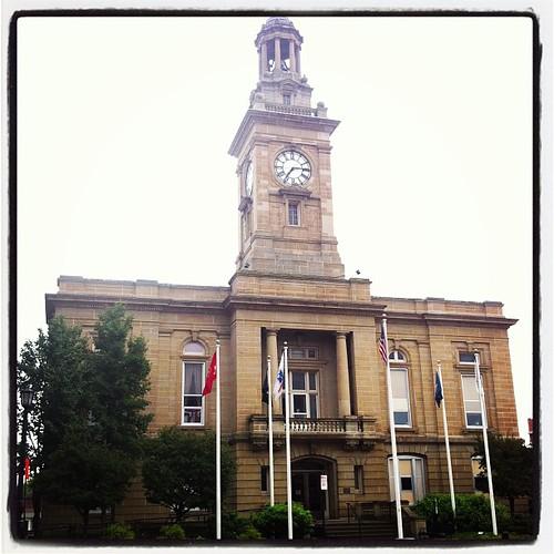 Places Ohio: Huron County Courthouse