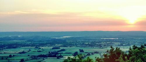 Haresfield vista