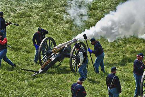 Gettysburg 150th Reenactment