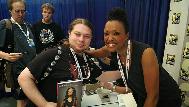 Header of Aisha Tyler