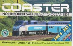Coaster 2013 Cover