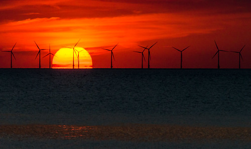 Wind Power (Westgate-on-Sea) by RevDesignCoUk