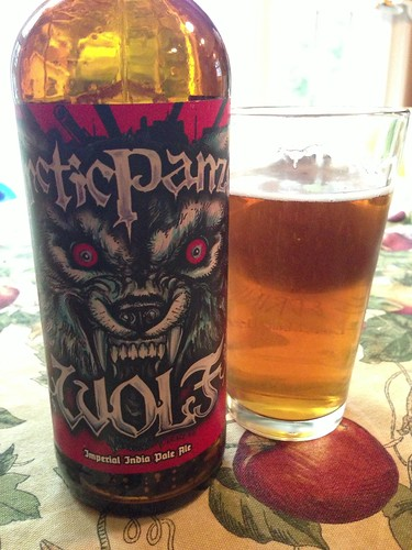 3 Floyds Arctic Panzer Wolf Imperial India Pale Ale