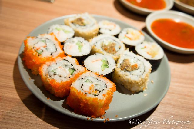 Sushi COCA Grill