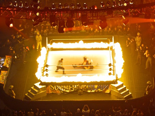 8.19 - Summer Slam Fire