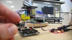 robot(0.0), lego(0.0), toy(0.0), machine(1.0), electronics(1.0), electronic engineering(1.0),
