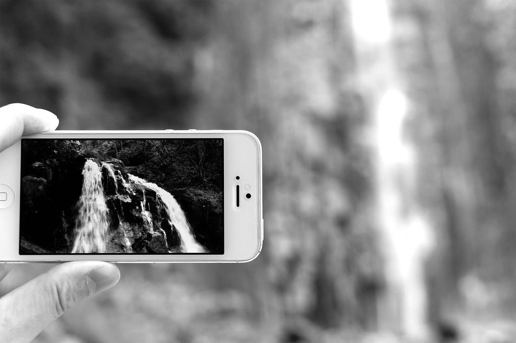 那智の滝にて鶏鳴の滝|熊野古道