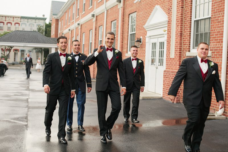 hagerstown, md wedding photographer | bridal party