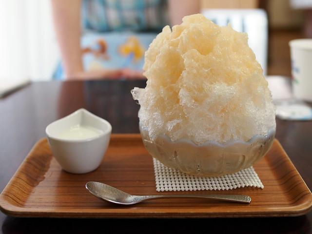 Japanese Ice Shaved | Peach