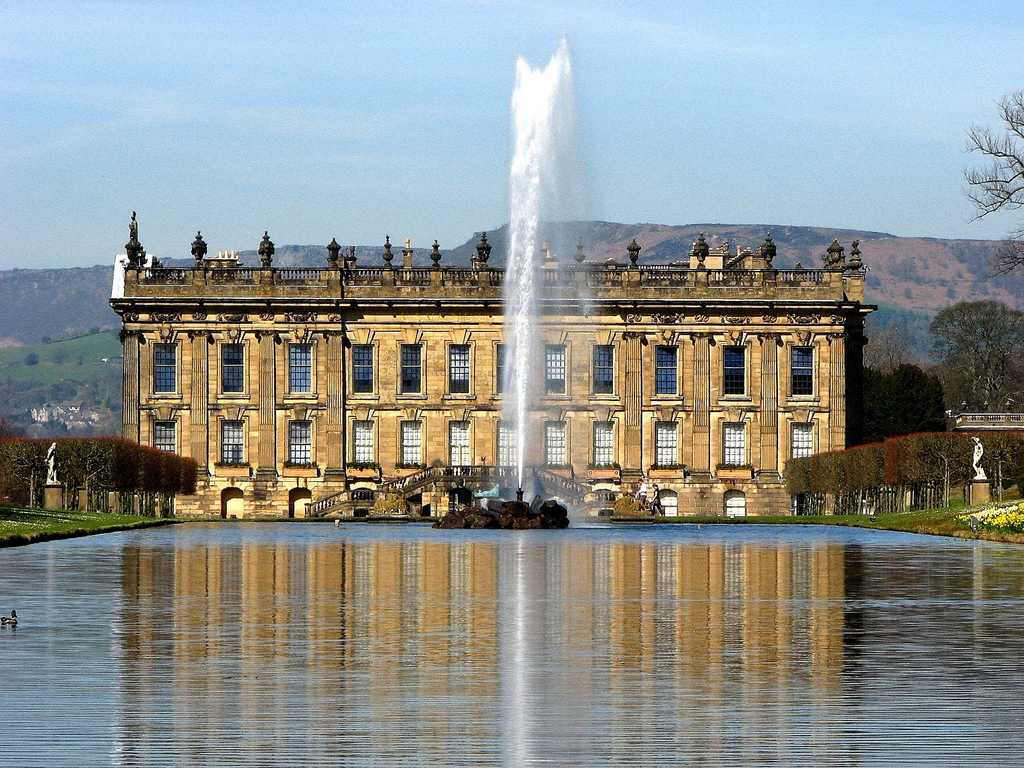 11. Chatsworth House, en Derbyshire. Autor, Vanessa (EY)