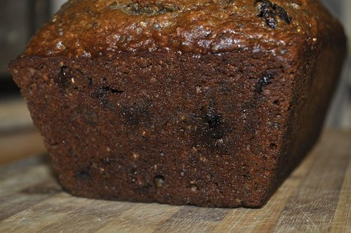 banana bread with olive oil 10