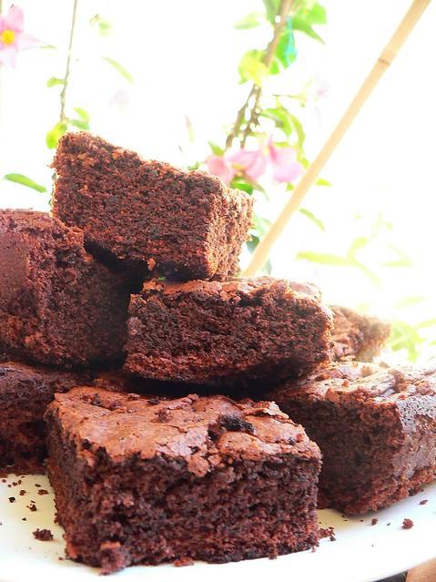 Mattoncini di Cioccolato col Bimby