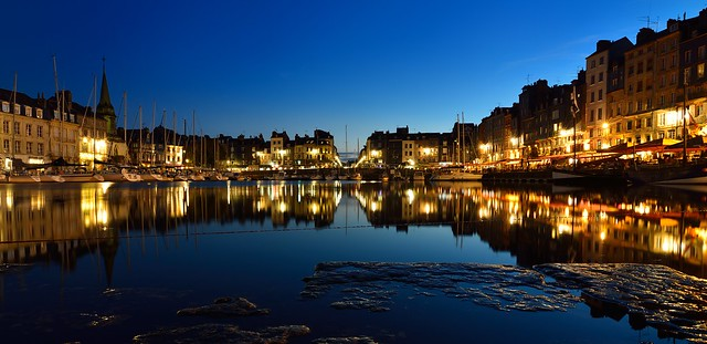 Honfleur Evening