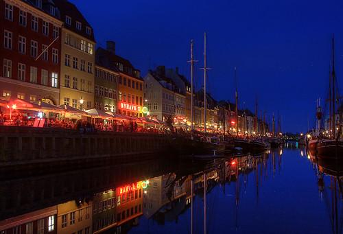 copenhagen denmark nyhavn danmark danemark