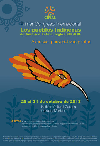 Congreso Internacional Los Pueblos Indígenas de América Latina (International Congress on Indigenous Peoples of Latin America)